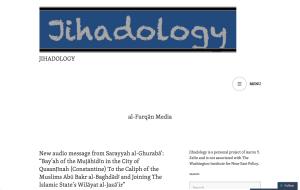 jihadology