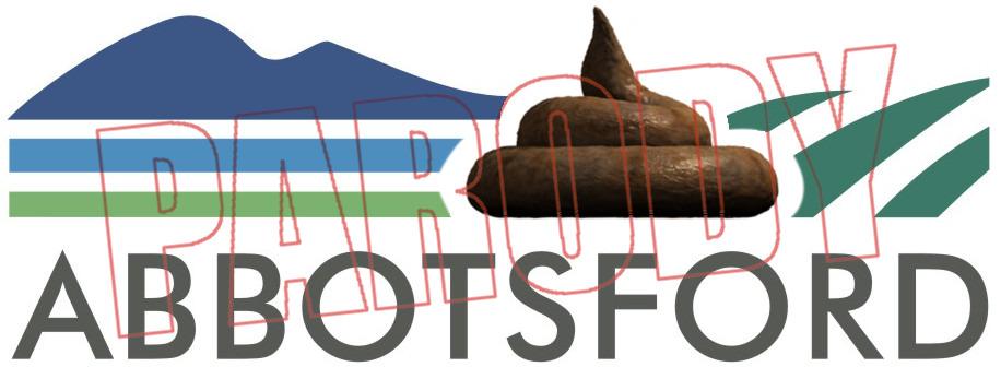 City of Abbotsford Parody Logo
